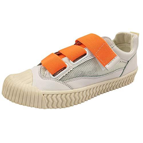 LSAltd Damenmode Plattform Mesh Breathable Casual Wohnungen Casual Sport Single Schuhe