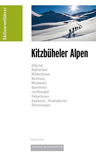 Skitourenführer Kitzbüheler Alpen: inkl. GPS-Tracks