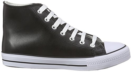 Nebulus Damen Evo High-Top Schwarz (Black)