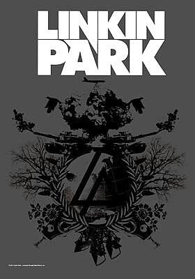 Linkin Park Póster Bandera Bandera Plan B