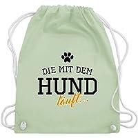 de9de72b69c07 Suchergebnis auf Amazon.de für  HUNDE-MOTIV - Turnbeutel ...