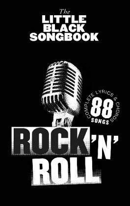 The Little Black Songbook of Rock 'n' Roll: Noten, Songbook für Gitarre