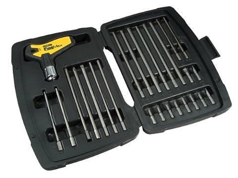 Stanley 079153 Fatmax T Handle Ratchet Power Key Set (27