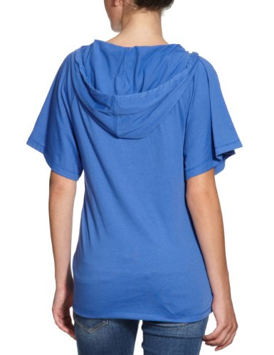 PUMA lightweight coverup t-shirt manches courtes Bleu - Bleu