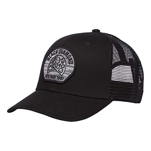 Black Diamond Herren BD Trucker Hat Basecap - Diamond Knit Hat