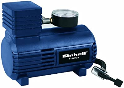 Einhell BT-AC 12 V - Compresor (12 V) color azul