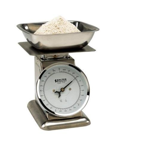 Brecknell Salter-Bilancia meccanica Bench 250-6S 10kg Mechanical Bench Scale