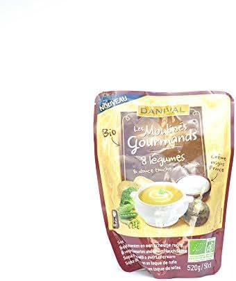 Danival - Soupe Huit Légumes 50Cl