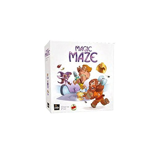 MAGIC MAZE (CASTELLANO)