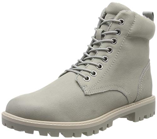 Tamaris Damen 1-1-25272-23 Combat Boots, Grau (Light Grey 254), 39 EU