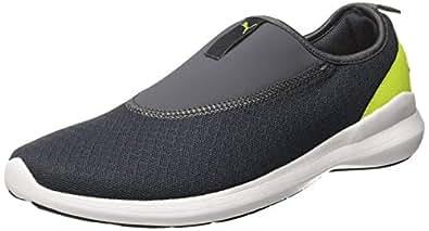 Puma Men's Entrant Slipon Mu Idp Grey Running Shoes-11 UK (46 EU) (12 US) (37189703_a)