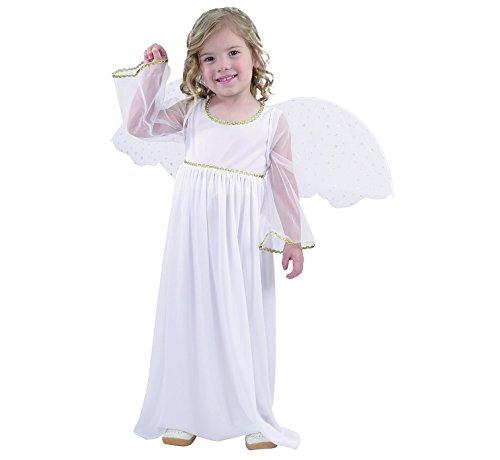 Engel Deluxe Kinderkostüm (Kostüm Engel Göttliche)