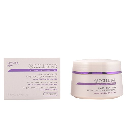 Collistar Cura Capillare, Perfect Hair Instant Smooth Filler Mask, 200 ml