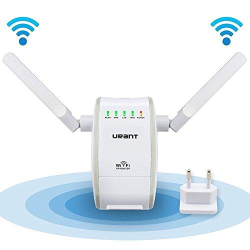 Enrutador inalámbrico WiFi Router Extensor de red WiFi 300Mbps Mini W