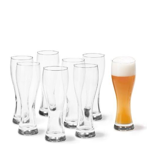 Leonardo maxima 017200 set di 8 bicchieri da birra for Bicchieri birra prezzi
