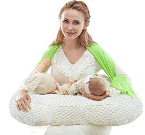 Zwillinge Stillen Kissen Krankenpflege Kissen für Stillen Soft Nursing Schwangerschaft Kissen / Kissen , 1