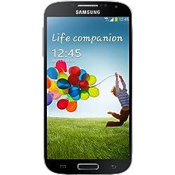 Samsung Galaxy S4 Smartphone 4 99'' 16 Go Android 4.2 (JB) Noir [Version Europe]