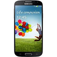 "Samsung Galaxy S4 (I9505) - Smartphone libre Android (pantalla táctil de 5"", cámara 13 Mp, 16 GB, Quad-Core 1.9 GHz, 2 GB RAM, LTE), Negro Profunda (Reacondicionado Certificado)"