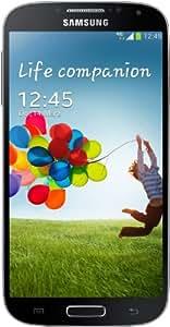 Samsung Galaxy S4 Smartphone (12,7 cm (4,9 Zoll) AMOLED-Touchscreen, 16GB interner Speicher, 13 Megapixel Kamera, LTE, Android 5.0) - Schwarz [EU-Version]