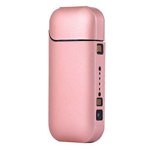 Yeleo Trosetry Schutzhülle für elektronische Zigarette, wasserdicht, staubdicht, Kunststoffhülle, leicht, für iQOS 2.4 plus, iQOS 2.4 roségold