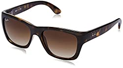Ray-Ban Gradient Square Sunglasses (0RB4194I710/1353)