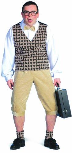 Imagen de stekarneval  disfraz de empollón para hombre, talla uk 48 535158