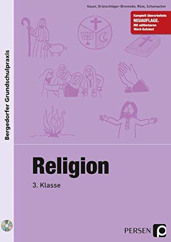 Religion - 3. Klasse (Bergedorfer® Grundschulpraxis)
