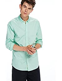 Scotch & Soda Classic Longsleeve Shirt In Oxford Quality, Chemises Décontractées Homme