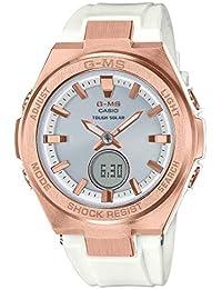 f1fcbf39a2f3 Casio Women s G-MS MSGS200G-7A Watch Rose Gold White