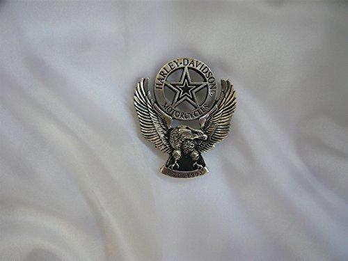 Pin con logotipo de Harley Davidson, para moteros