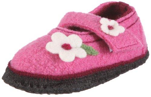 Kitz - Pichler Barbie 47135, Pantofole bambina, Rosa (Pink (lippstick 2166)), 23