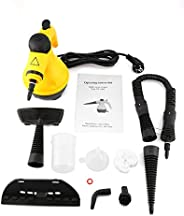 Delicacygoodsae Multi Purpose Electric Steam Cleaner Portable Handheld Steamer Household Cleaner Attachments K