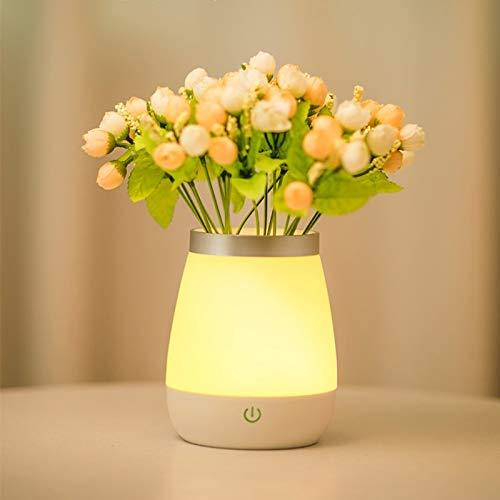 Neue Kreative LED Nachtlampe Romantische Rose Flower Night Light Dekorative Vase Lampe LED Night Lights Interior Design -