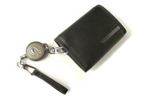 CivilianLab Geldbeutel Duo Rewind, , mit Sicherheits-Kabel, Schwarz (Klappe Große Bill)