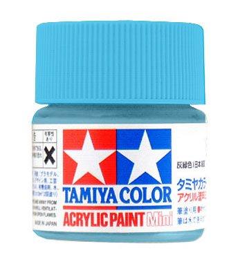 Acryl Farbe 10ml blau X23 (Modell-spray-farbe Blau)