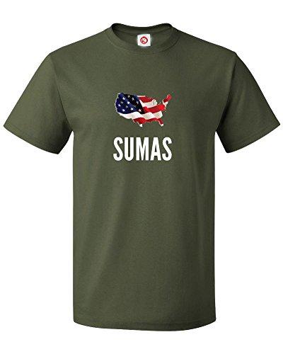 t-shirt-sumas-city-verde