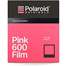 Polaroid Originales 4692negro & rosa película para 600, color rosa