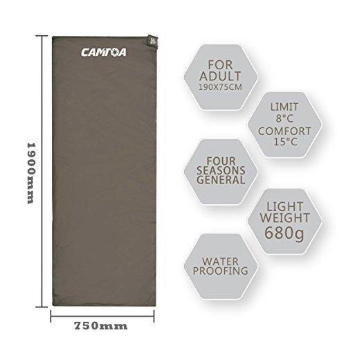 Zoom IMG-2 camtoa portatile impermeabile busta sacco