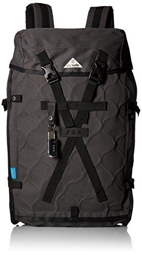 Pacsafe ultimatesafe Z28Diebstahlschutz Rucksack, anthrazit (grau) - 25221