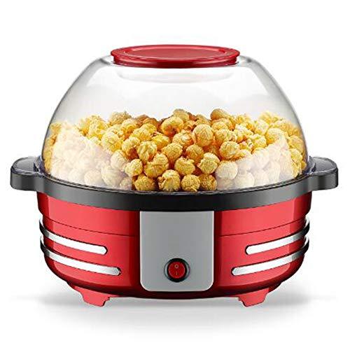 Popcorn-Maschine, Antihaft, belüftet, komfortabel, mit einem Rührstab, Popcorn zubereiten, Mais-Topf, geröstete Nüsse, etc. Kann auch Indoor-Barbecue haben