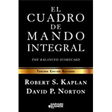 El cuadro de mando integral: The balanced scorecard