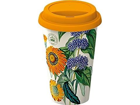 Creative Tops Royal Botanic Gardens Kew-Treasure Flower Double Walled Travel