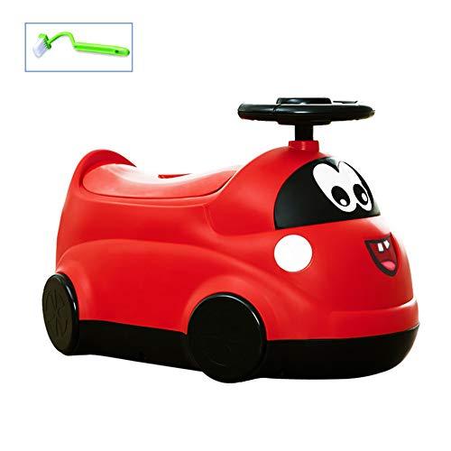 Cartoon Car Toilette Per Bambini Baby Training Vasino 1-6 Anni Per Annuncio Scopino