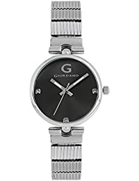 Giordano Analog Grey Dial Women's Watch-A2058-11