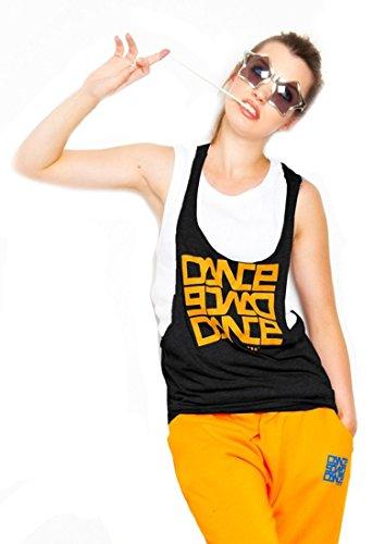 """Urban Classics Shirt: """"Dance Tanktop"""" dans de nombreux coloris Black"""