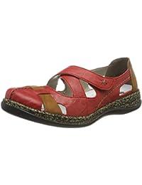 aa764e46687 Amazon.fr   Rieker - Chaussures femme   Chaussures   Chaussures et Sacs