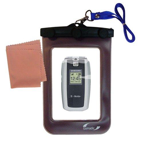 Wetter- und Wasserfeste Tasche für die Samsung SGH-T719