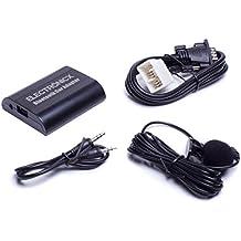 Bluetooth Dispositivo manos libres, música Streaming via Bluetooth, AUX para Honda Goldwing GL1800