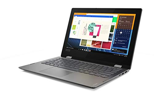 "Lenovo YOGA 330-11IGM Ultrabook convertible 2-en1 11"" Mineral Grey (Intel Celeron, 4 Go de RAM, eMMc 32 Go, Windows 10)+ Abonnement Office 365 durant 1 an"