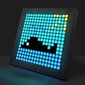 Divoom Pixel Art Frame PIXOO Full RGB LED APP Control Bluetooth 5.0 Gift Home Deco
